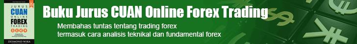 Buku Jurus CUAN Online Forex Trading