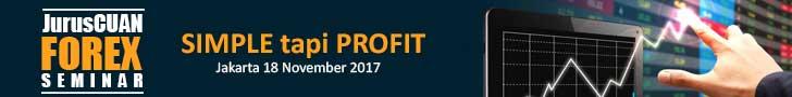 JurusCUAN Forex Seminar - Simple Tapi Profit