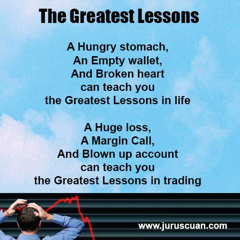 The Greatest Lessons in Life and Trading
